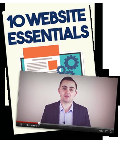 website essentials